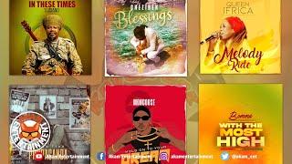 Luciano, Chezidek, Queen Ifrica, Lutan Fyah, Mongoose & Bomma - Bingy Man Riddim (Mix) [Audio]
