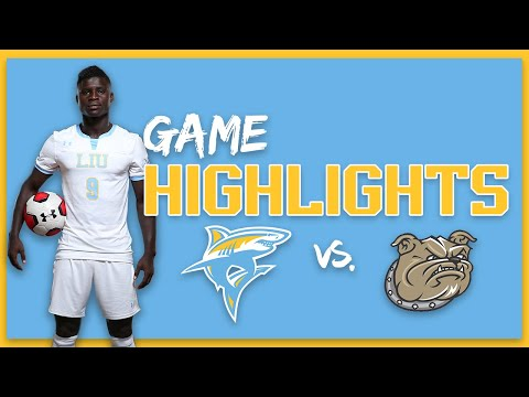 #2 Men's Soccer Vs. #3 Bryant University - NEC Semifinals (Nov. 15, 2019)