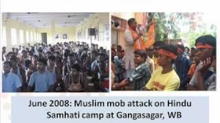IslamistWestBengalHinduSamhatiValiantFight