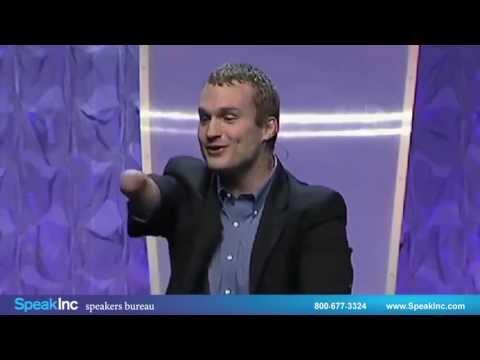 Keynote Speaker: Kyle Maynard • Presented by SpeakInc • Motivational Speaking