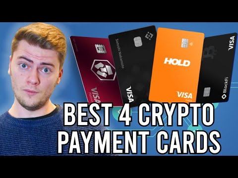 Daily Payments With Crypto?! Here Are The 4 Best CRYPTO CARDS! 💳