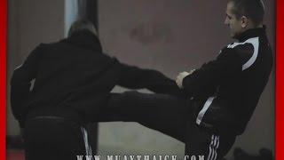 Самооборона на улице - Два главных правила защиты от ножа и то что делать не нужно (StreetThai)(Бесплатные и проверенные 4 видео урока покажут как Освоить идеальную технику Муай Тай уже через 2 недели,..., 2015-01-12T05:16:01.000Z)