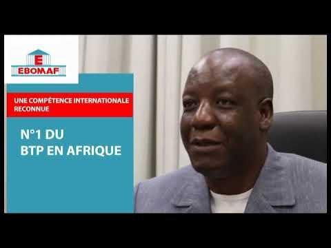 EBOMAF : Groupe le plus dynamique du continent Africain