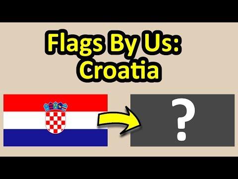 We Created A New Flag For Croatia