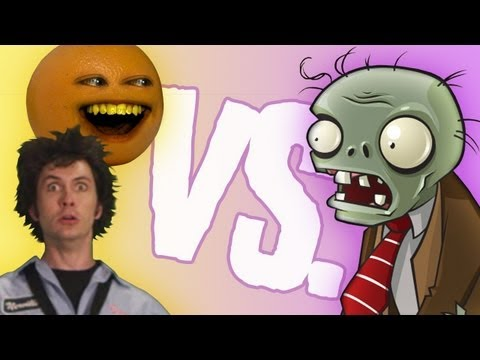 Fruits vs Zombies: Nerville