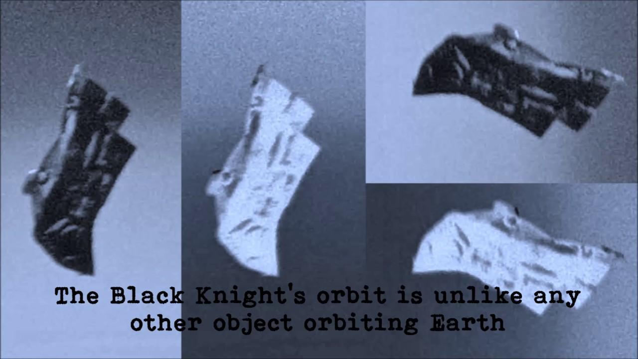 Anunnaki Satellite The Black Knight Youtube