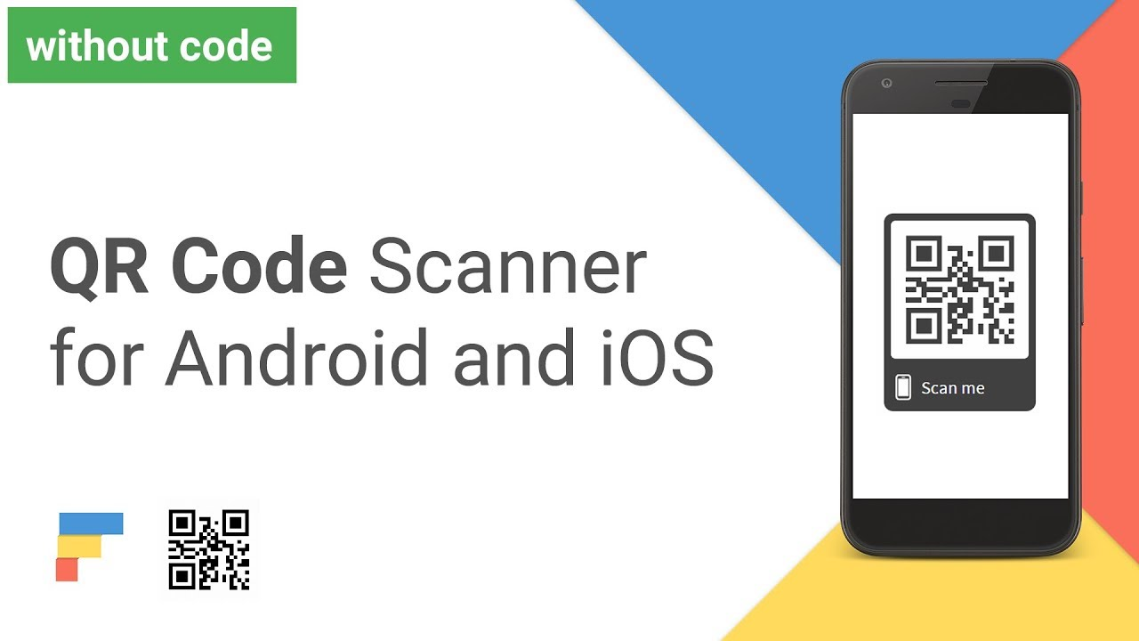 QR Code Scanner App for Android and iOS