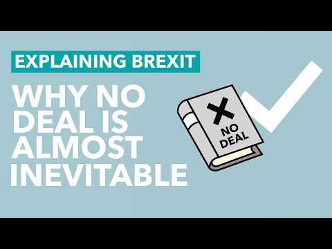 Game Theory Explains Why No Deal is Inevitable - Brexit Explained