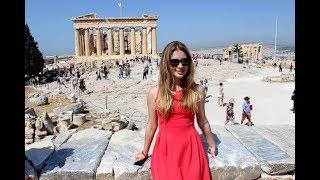 аКРОПОЛЬ - достопримечательность 1 в Афинах!