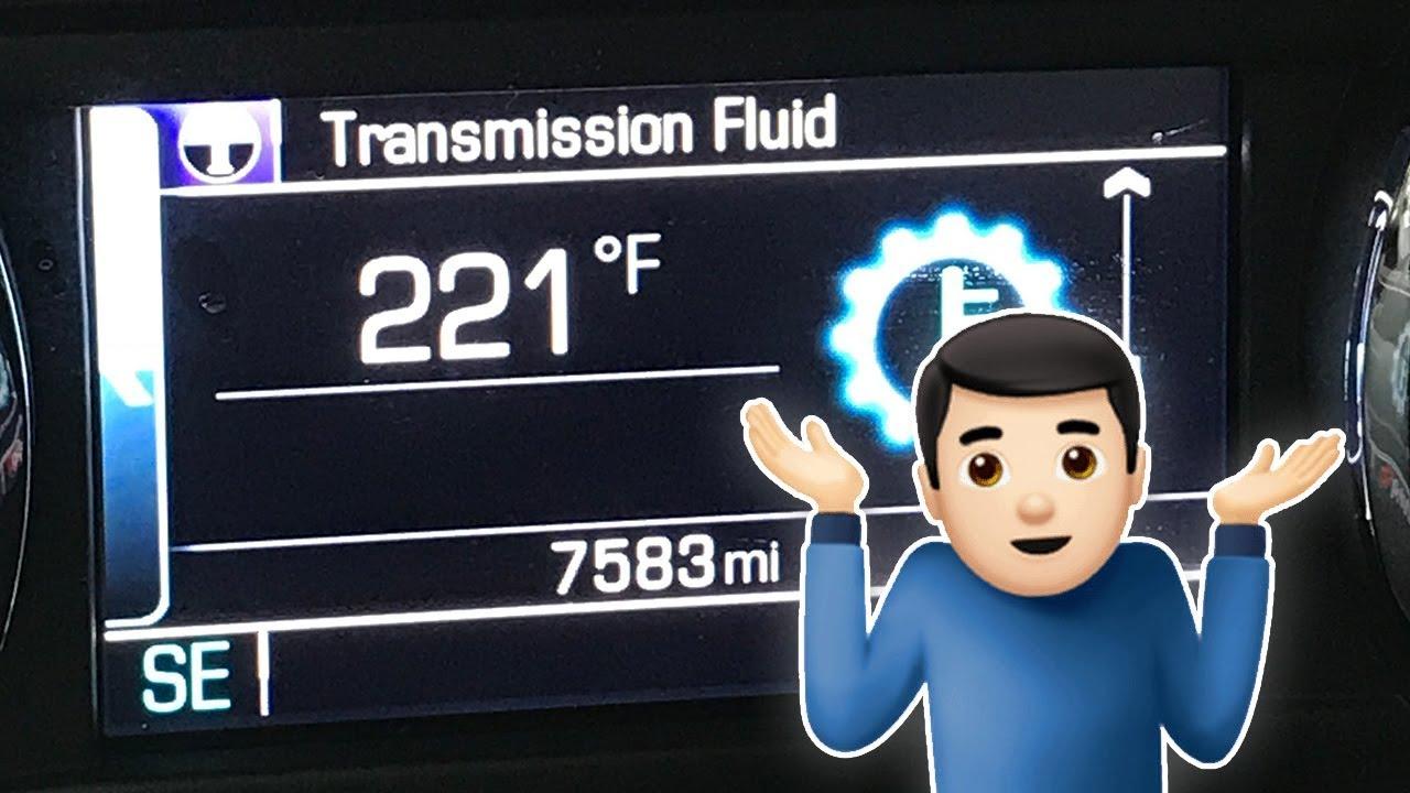 Chevy Silverado Transmission OVERHEATING!?!