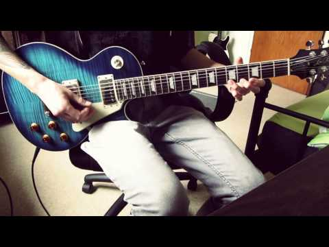 Rise Against - Blood To Bleed (Guitar Cover)