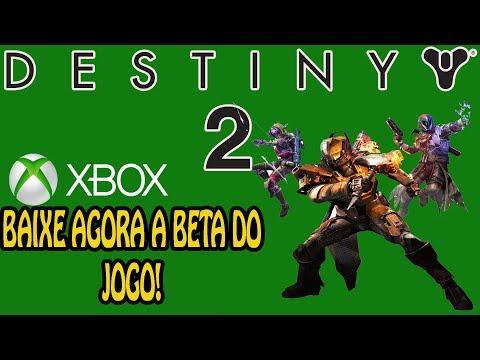 DESTINY 2 - BAIXE AGORA A BETA DO JOGO!