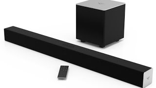 Vizio 2.1 Sound Bar Review