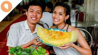 Vietnamese Pancake (Banh Xeo) in Saigon - Christina's Street Feast - #13