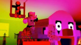 ROBLOX Yoyo's Spirit Halloween Fun House Theme