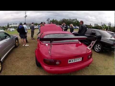 Just Car Insurance - Downshift QLD April Meet 2012