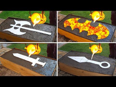 Top 4 Lava Forms Lava