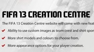 FIFA Creation Centre Tutorial #3 How to START CAREER MODE with Created Team & League on FIFA 13