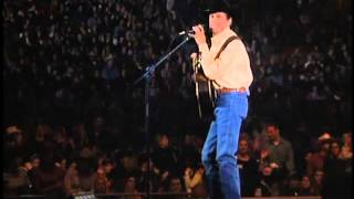 Watch George Strait Living And Living Well video