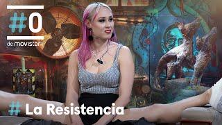 LA RESISTENCIA - Entrevista a Adelina Fominykh   #LaResistencia 18.02.2021