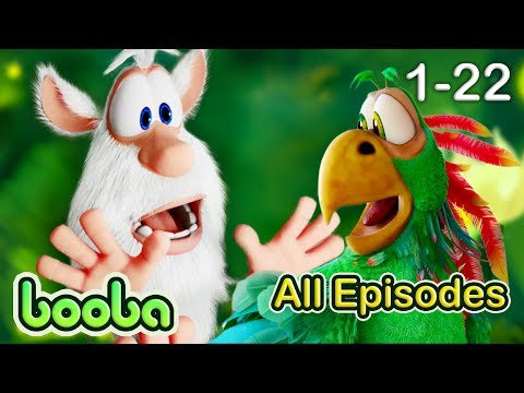 Booba - All Episodes Compilation (22-1) funny cartoons - Kedoo ToonsTV