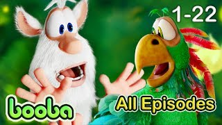 Booba - All Episodes Compilation (22-1) funny cartoons - Kedoo ToonsTV