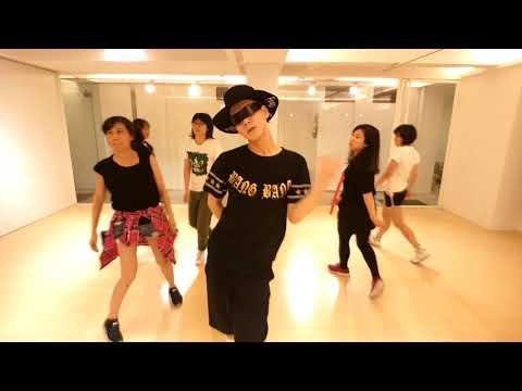 20170904 JAZZ FUNK Choreographer by Bang/Jimmy dance Studio