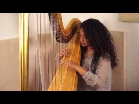 Bravely Default - Instant of Eternity (Harp Cover)