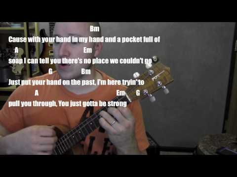 Mirrors Ukulele chords by Justin Timberlake - Worship Chords