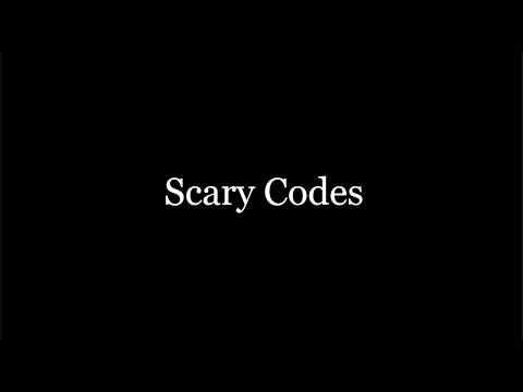 Not Really Creepy Codes For Roblox Id Youtube