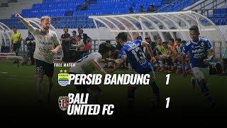 [Pekan 28] Cuplikan Pertandingan Persib Bandung vs Bali United FC, 30 Oktober 2018