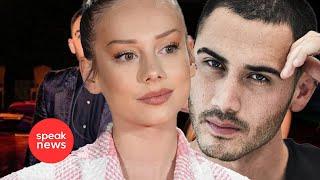Ester Expósito confiesa la verdadera razón por la que terminó con su novio Alejandro Speitzer