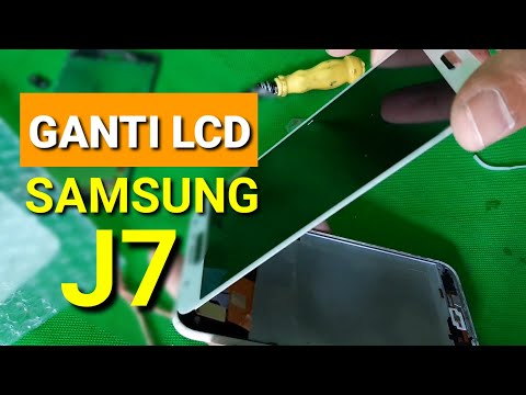 Cara Ganti LCD Hp Samsung J7 Prime