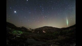 4K 星景タイムラプス #76 ~ 星空のある風景 初夏の湿原の星空・福島県浄土平/~ Starry Night Timelapse 4K#76  星景微速度撮影 thumbnail