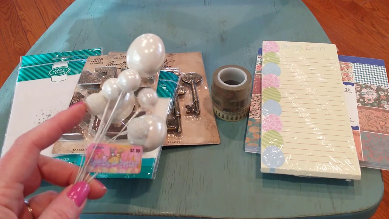 Craft haul ac moore youtube for Ac moore and crafts