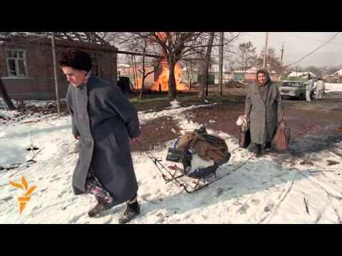 'Это был ад на земле': воспоминания о первой чеченской войне