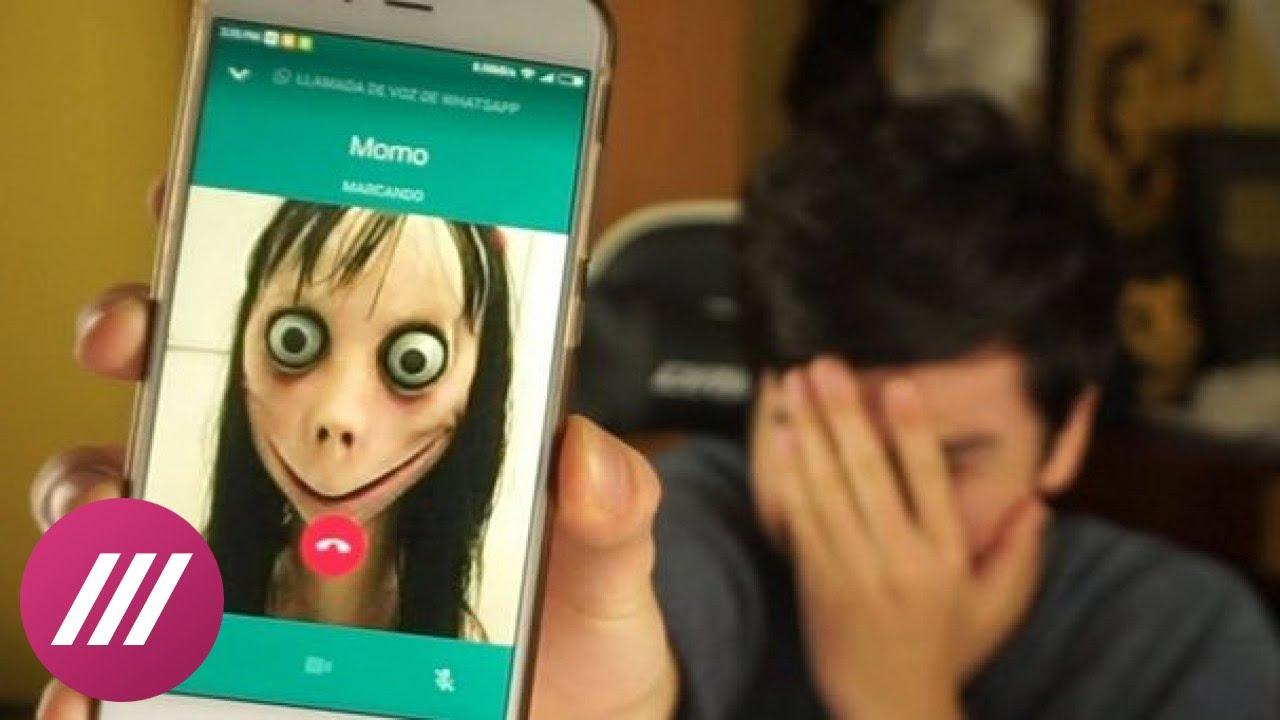 Как федеральные каналы пугают родителей игрой из WhatsApp —МОМО