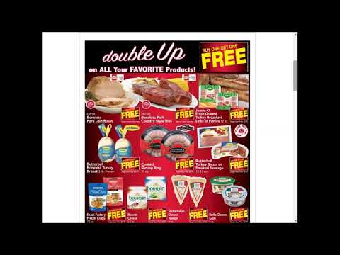 Jewel Osco - SUPER weekly special deals AD coupon preview vol1