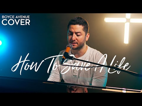 Music video Boyce Avenue - How to Save a Life