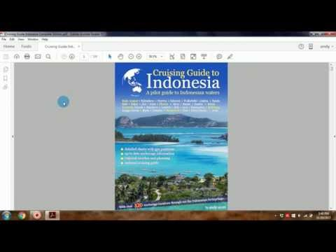 Ebook Tutorial Cruising Guide Indonesia