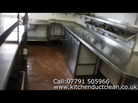 Kitchen Deep Cleaning | Kitchen Equipment Cleaning | Www.kitchenductclean.co.uk