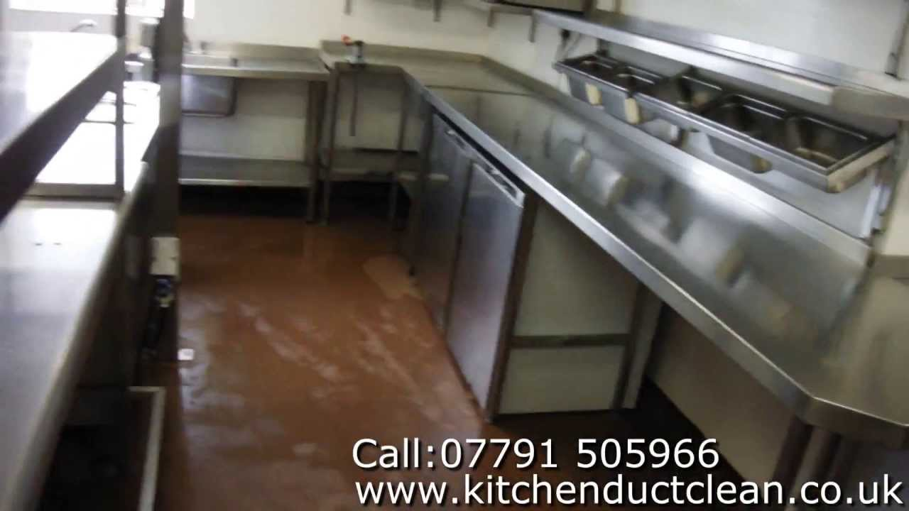 Kitchen Deep Cleaning | Kitchen Equipment Cleaning |  Www.kitchenductclean.co.uk   YouTube