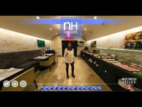 Visitas virtuales Merlomedia tres 60