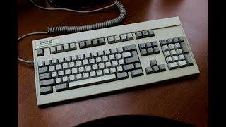 Zenith KBD17 163-73 keyboard review (Alps SKCL Yellow)