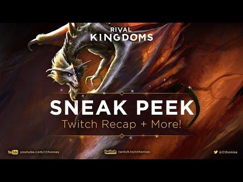 Rival Kingdoms | Sneak Peak | Malice Event and Statue | MVP | New Ancients | Arena Season | More!