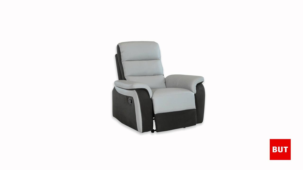 Fauteuil Relax Manuel Welton But Youtube