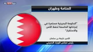 قاسم سليماني يهدد بأعمال مسلحة في البحرين