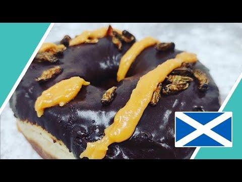 INSECT DONUTS In Scotland / Hugo Talks Some More #lockdown