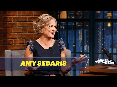 Amy Sedaris Shares Her Tips for Holiday Entertaining
