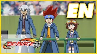 Beyblade Metal Masters: Libra Departs for the Front! - Ep.66